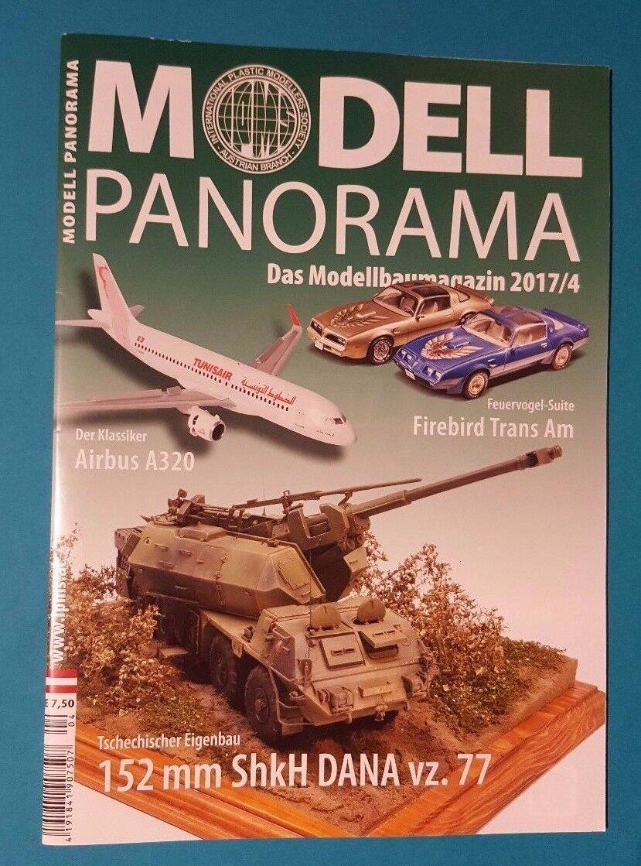 IPMS Modell Panorama Das Modellbaumagazin 2019//4  62 Seiten Neu