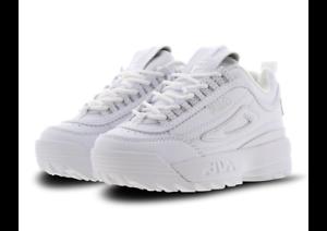 Fila scarpe Disruptor bianche premium