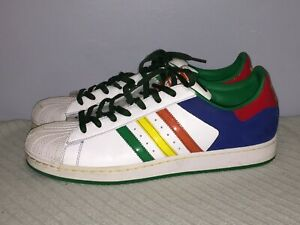 Sneaker hombre Ii Multi Cb Adidas Talla 045888 Color Blanco 2 para Superstar Originals 13 7wqWT4Exa
