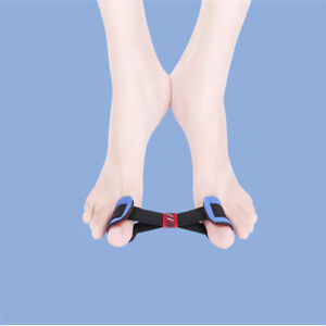 bd7153ecdb Image is loading Big-Toe-Bunion-Straightener-Training-Belt-Band-Strap-