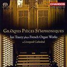 Grandes PiŠces Symphoniques Super Audio Hybrid CD (CD, Oct-2007, Chandos)