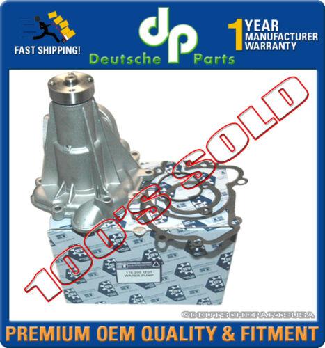 MERCEDES 420SEL 500SL 560SEC 560SEL 560SL Water Pump 116 200 17 01 1162001701