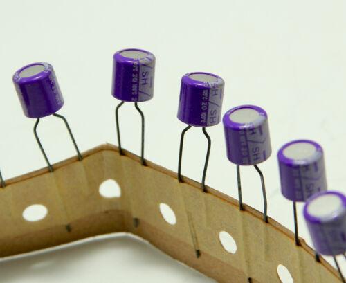 Neuf x 10 Pcs Sanyo 16 V 10UF OScon os avec Organique élire AUDIO condensateur Japon