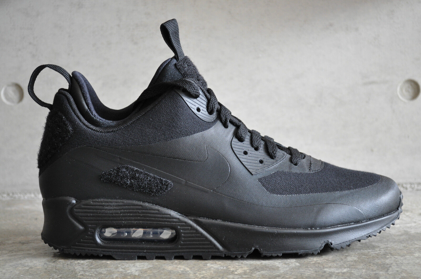 Nike Air Max 90 Sneakerboot SP Patch - noir