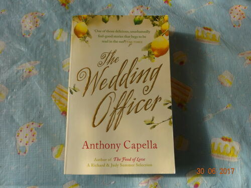 1 of 1 - The Wedding Officer by Anthony Capella (paperback)