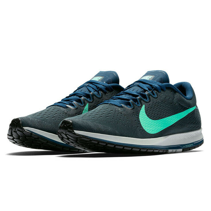 Nike para hombre Zoom Streak 6 Zapatillas Profundo Selva Azul Force Sz 13 831413 302