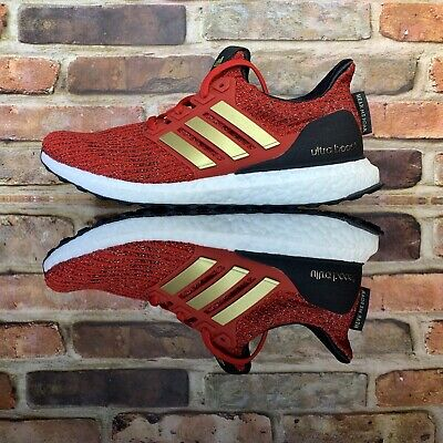 Adidas x Game of Thrones Ultra Boost House Lannister Größe 8 rot ee3710 | eBay