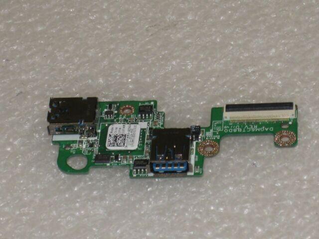NEW OEM Genuine Dell XPS 15 L502x DEPC1104001 USB Board P/N: GRWM0