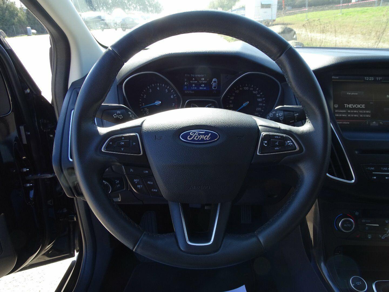 Ford Focus 1,5 SCTi 150 Titanium stc. - billede 9