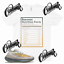 thumbnail 1 - SUCCESS FACTS Sneaker T Shirt to match Yeezy 380 PEPPER - Israfil Inertia