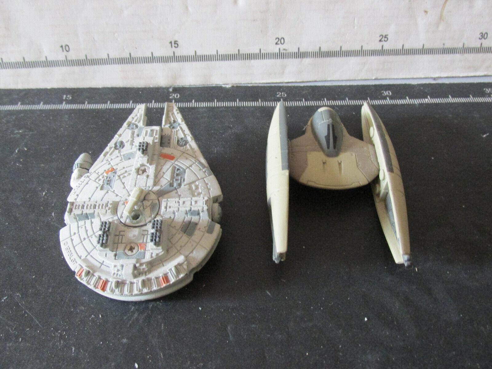 STAR WARS 996 998  Coppia Coppia Coppia astronavi navicelle come da foto action figure abbd63