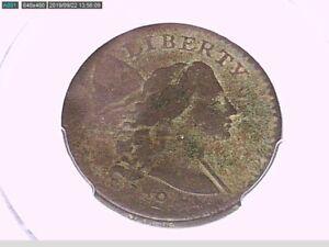 1794-Large-Cent-PCGS-Genuine-Env-Damage-VG-Details-Head-of-1794-30136525-Video