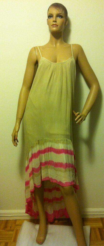Gypsy 05 Audry High-Low Ruffle Maxi Dress