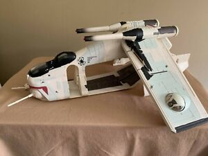Star Wars - Clone Wars Loose - Army of the Republic Command Gunship