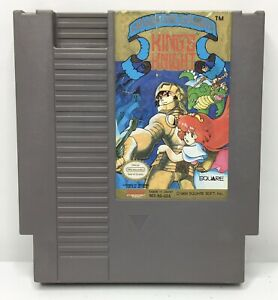 Nintendo-NES-King-s-Knight-Video-Game-Cartridge-Authentic-Cleaned-Tested