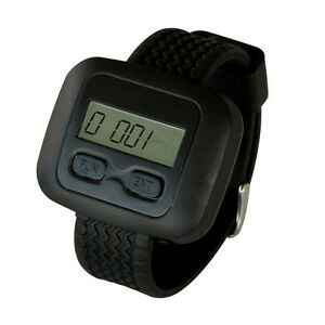 Singcall Wireless Pager Calling Systems Wrist Receiver For