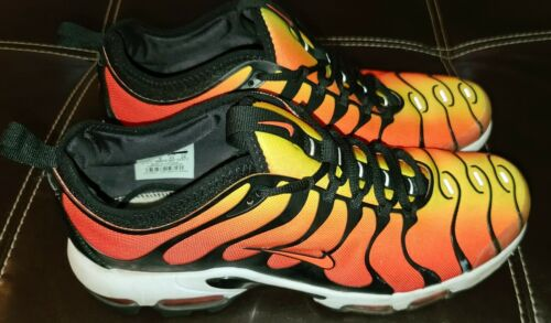 Nike Air Max Plus TN Ultra Tiger 8 Black Team Oran