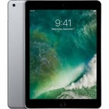 "Nuevo Apple iPad 9.7"" 2017 WiFi 32GB Genuine with Apple warranty Space Grey"
