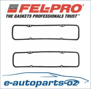 FELPRO-FE1602-RUBBER-ROCKER-COVER-GASKETS-SMALL-BLOCK-CHEV-V8-262-307-327-350