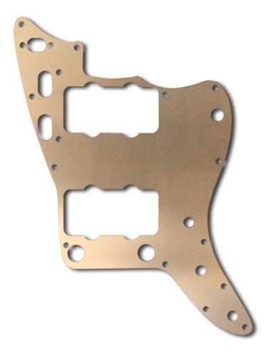 ".006/"" Jazzmaster Pickguard Shield Copper"