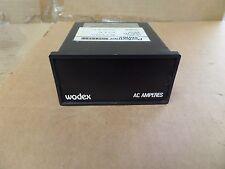 Wodex Performer Series Ac Amperes Digital Meter Ma U 15005 Mau15005 5 1500 A Ac