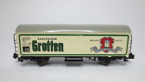 "Arnold 4590 Kühlwagen ""Saalfelder Grotten"" Neuwertig & OVP CH9947"