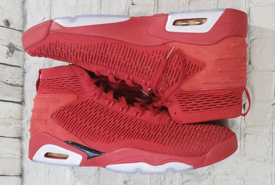 6078b2030c3 Jordan Elevation 23 Basketball shoes University Red SZ 17 AJ8207-601 ...