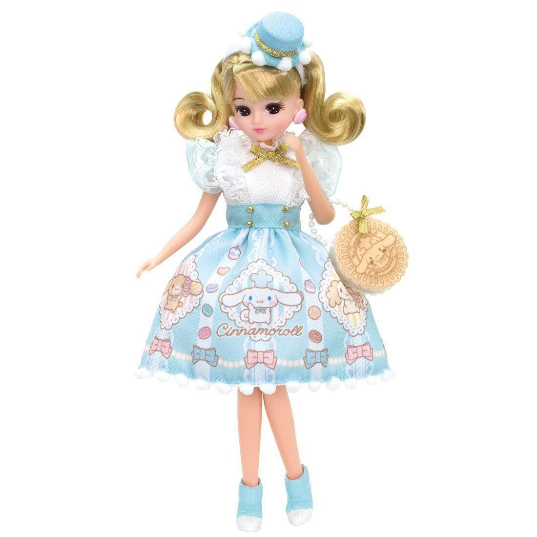 TAKARA TAKARA TAKARA TOMY Licca Doll LD-13 CinnamGoldll Japan 0fcabf