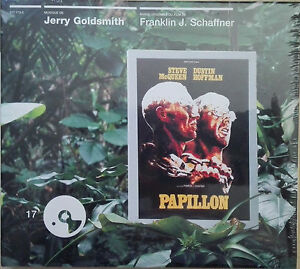 PAPILLON-JERRY-GOLDSMITH-CD-SOUNDTRACK-NEW-NUEVO