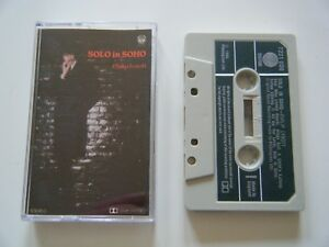 PHILIP-LYNOTT-SOLO-IN-SOHO-CASSETTE-TAPE-THIN-LIZZY-1980-PAPER-LABEL-VERTIGO-UK