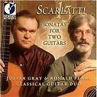 Domenico Scarlatti - Scarlatti: 15 Sonatas for Two Guitars (2001)