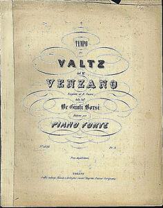 VENZANO-034-Valtz-034-alte-uebergrosse-Noten