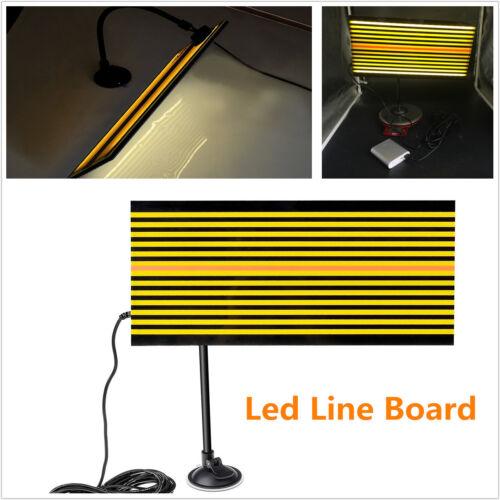 Car Body Dent Paintless Scratch Testing Repair Hail Tool Auto LED ...