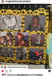 Desperately-Seeking-Susan-Shower-Curtain-80-039-s-Madonna-NYC-East-Village