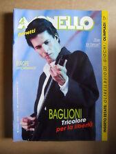 IL MONELLO n°36 1988 Claudio Baglioni Europe Cindy Lauper [G419]