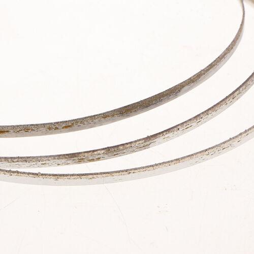 8 Zoll Ersatz Diamantklinge Diamant Bandsägeblatt zum Schneiden von 42x1