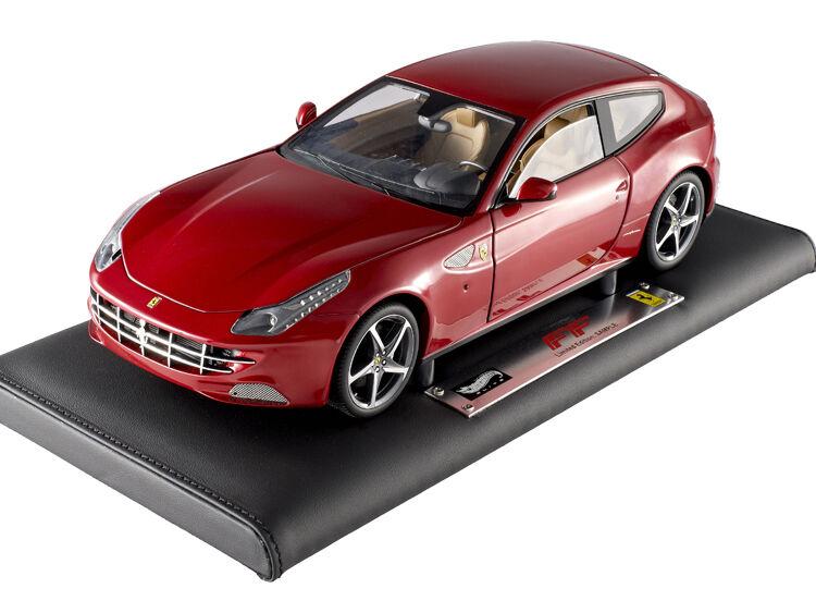 Super Elite Ferrari FF 1 18 Diecast voiture modèle par HOTWHEELS X5490