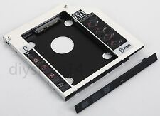 2nd Hard Drive HDD SSD Caddy Optical Bay for HP 250 G3 255 G1 G2 re SU-208FB DVD
