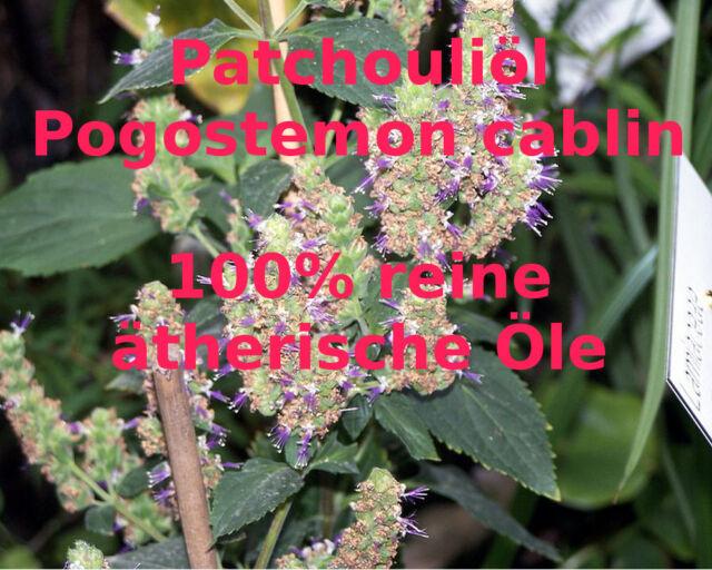 "Patchouliöl 10 ml Patchouli 100% ätherische Öle von ""Mäc Spice"""