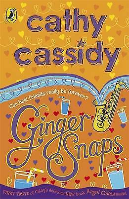 """AS NEW"" GingerSnaps, Cassidy, Cathy, Book"