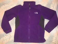 The North Face Jacket Purple Kids Medium