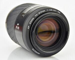 Minolta-AF-70-210mm-f-3-5-4-5-D-AF-Lens-Sony-Alpha-Mount
