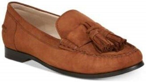 9458b537dd2 Cole Haan Womens Emmons Tassel Loafer - Woodbury Suede for sale ...