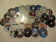 DVD LOT OF 100 (Acceptable Condition)