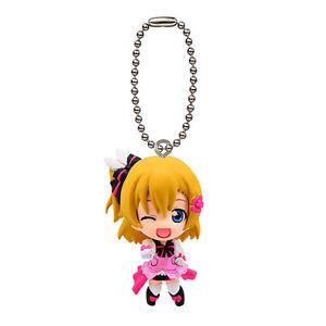 Love Live School Idol Project Swing PVC Keychain SD Figure~ Honoka Kousaka @2885