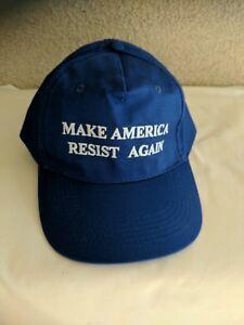 Political baseball Cap with a slogan