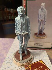 Novelino The Ghost of Jacob Marley A Christmas Carol Charles Dickens Statue Rare | eBay