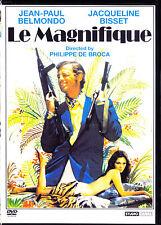 Le Magnifique (DVD, 2002) Jacqueline Bisset ,Jean Paul Belmondo Brand New