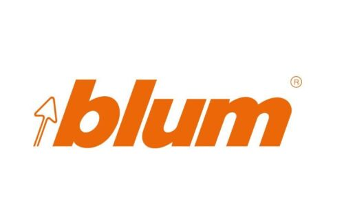 BLUM Anschlaglehre Winkel 65.5300 für Kreuz Montageplatten von Möbel Topfbändern
