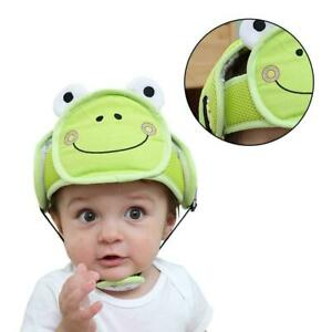 Baby-Kopfschutz-Zertruemmernder-Hut-Schutzkappe-Kind-Anti-Crash-Helm-Neu